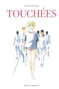 Victimes violences sexuelles à Poitiers affiche du livre touchées