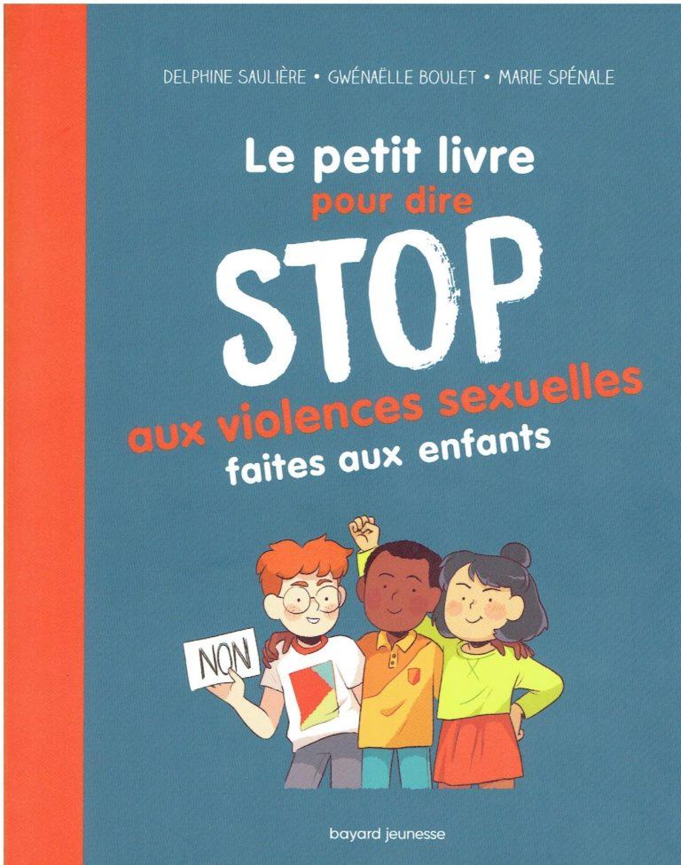 stop aux violences sexuelles faites aux enfants livret